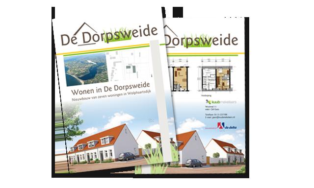 DeDorpsweide-Leaflet